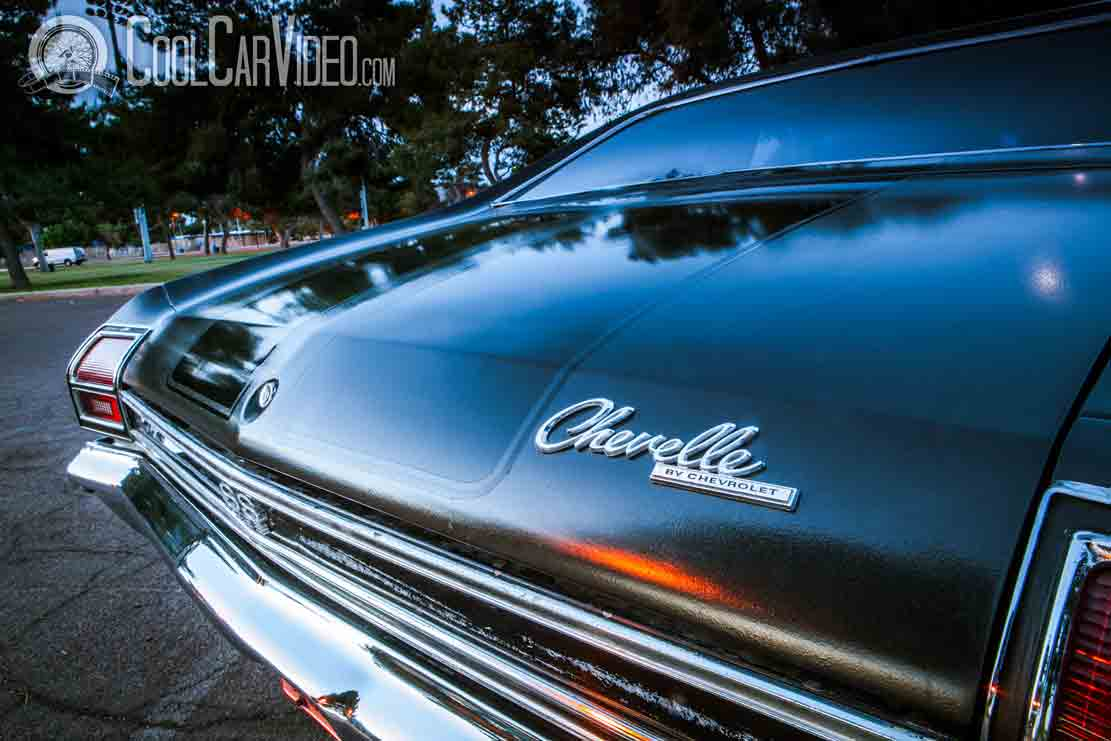 chevelle trunk