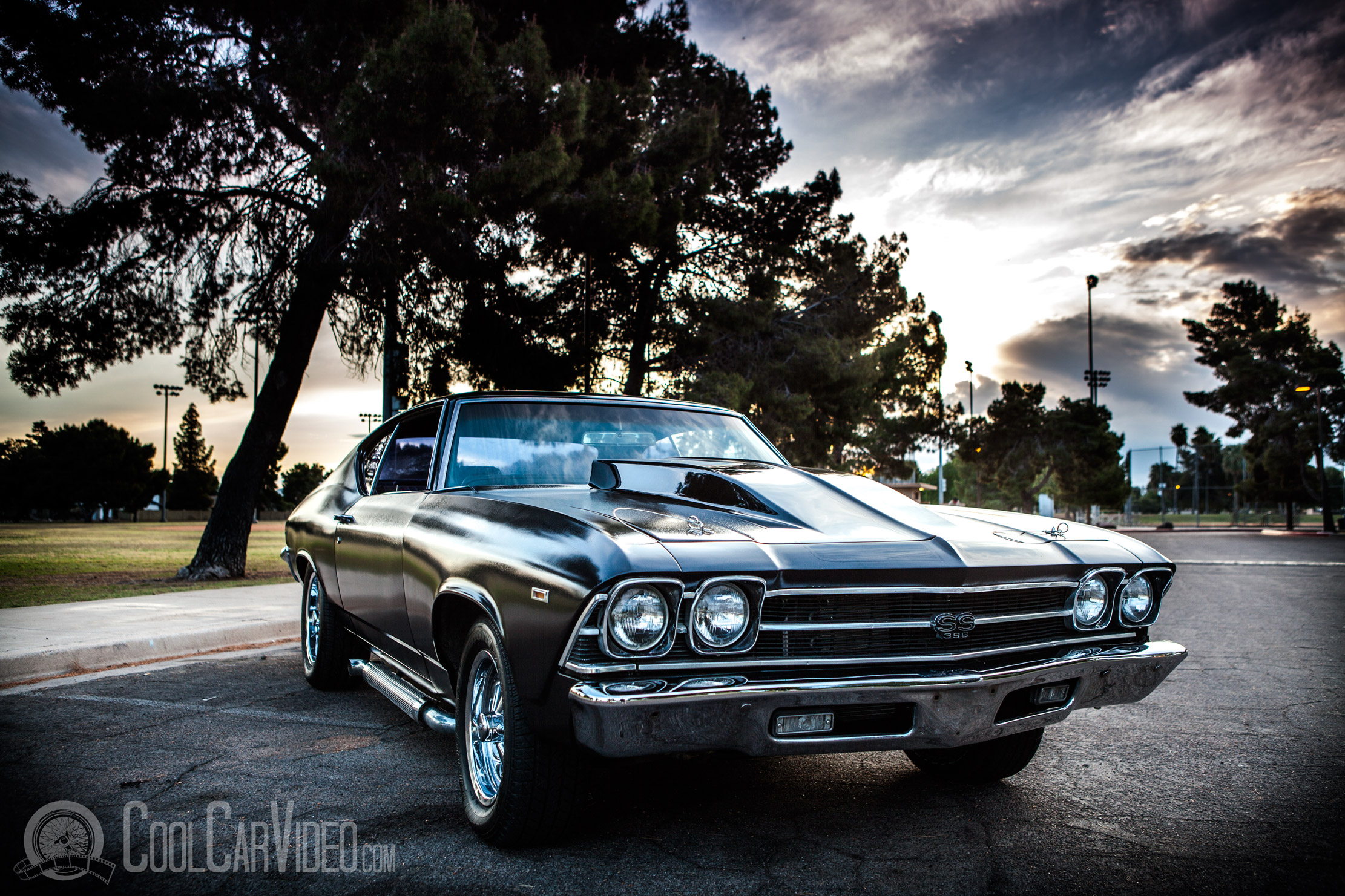 1969 Chevelle Ss With 454