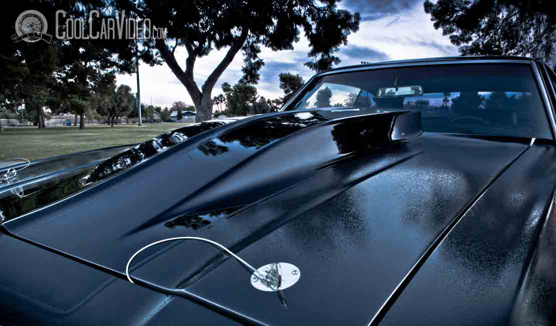 cowl induction hood chevelle