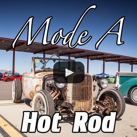 Model a Hot Rod