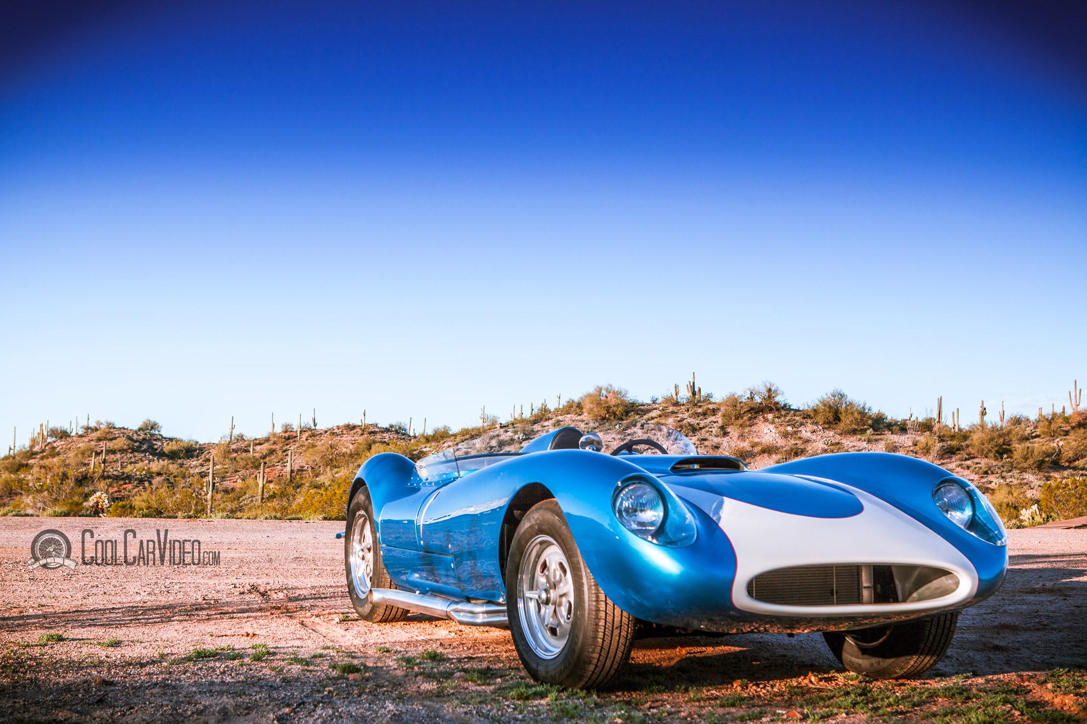 Scrab Car - Vintage Racer