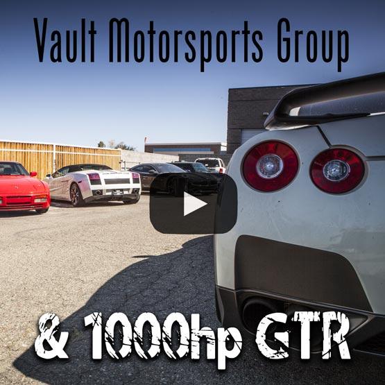 1000hp GTR Nissan