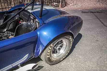 427 cobra fenders