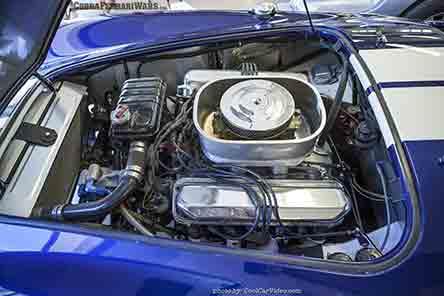 cobra 427 engine