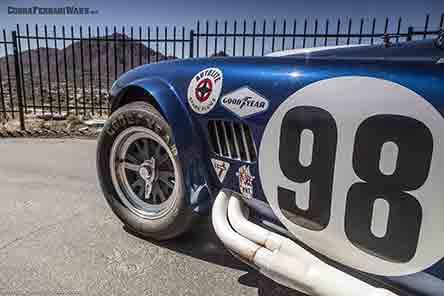 cobra side exhaust