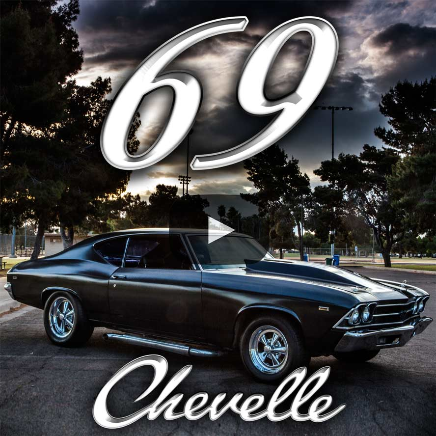 69 Chevy Chevelle