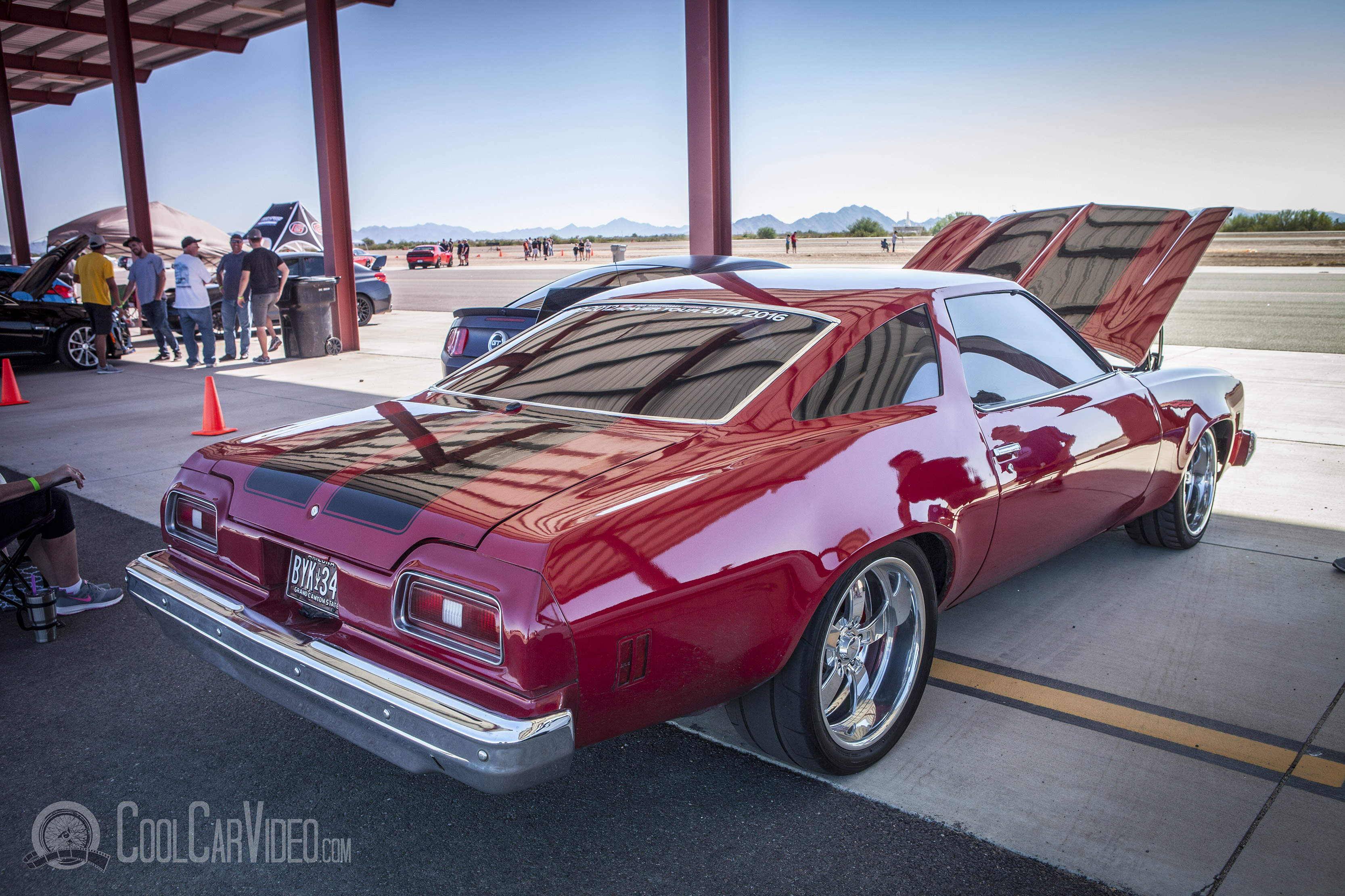 1974 Chevy Chevelle Boosted Supercharged