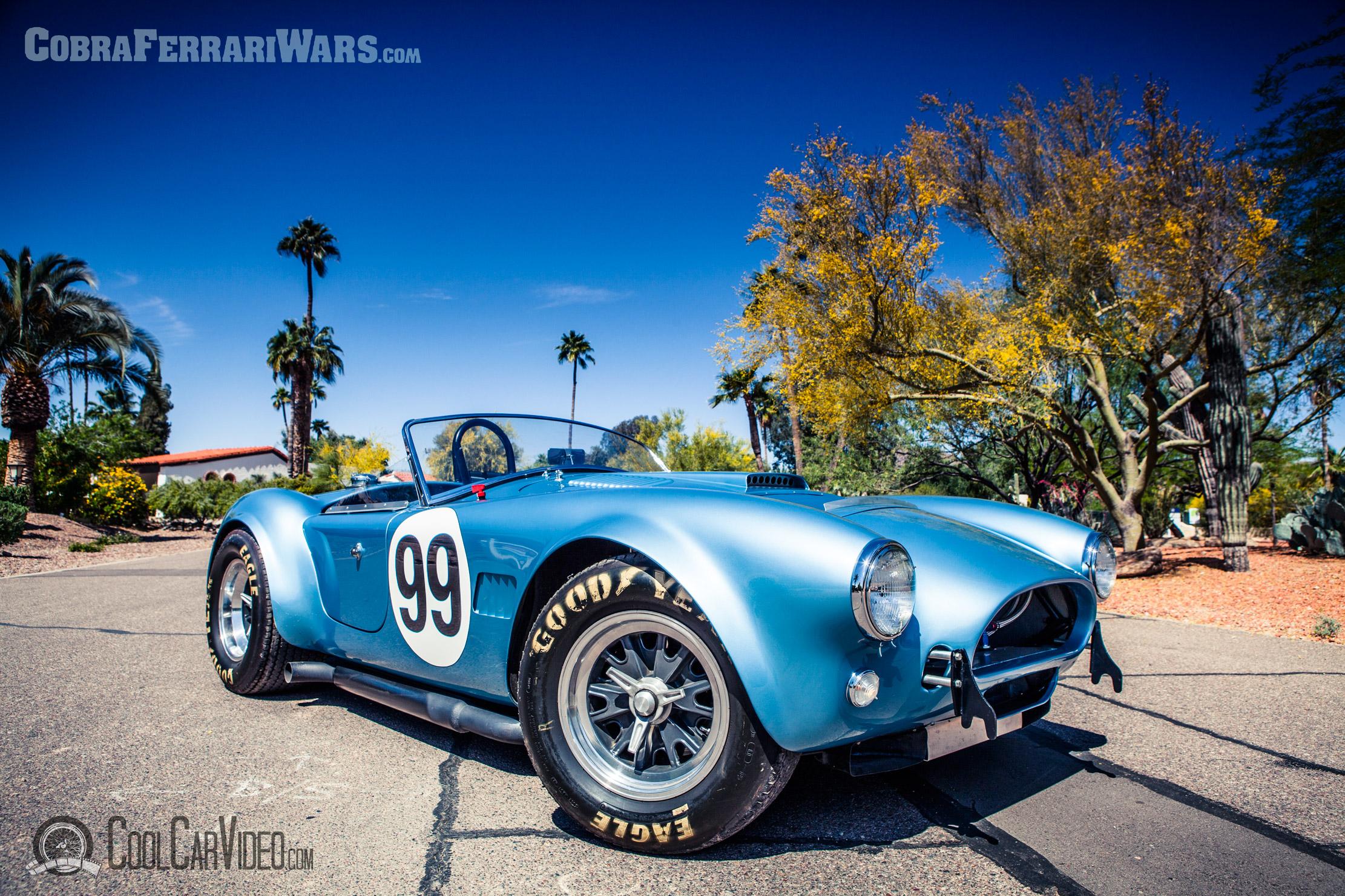 Jim Click Used Cars >> Kirkham AC Cobra Aluminum Replica 289 / 472 Hybrid Special