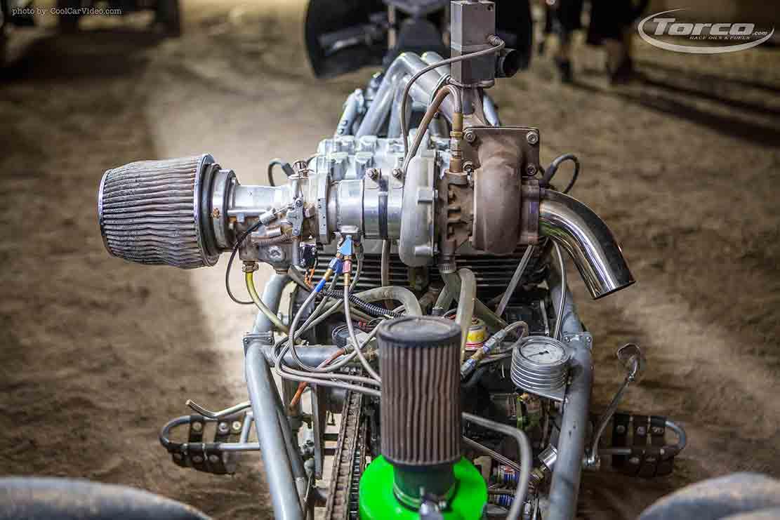 lance root turbo kz