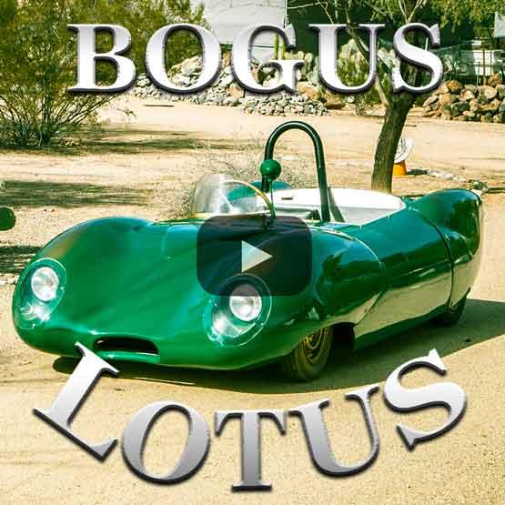 Bogus lotus 11 video