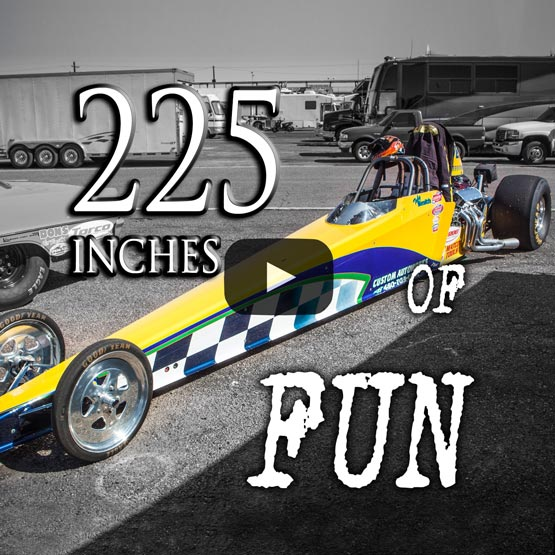 225in dragster
