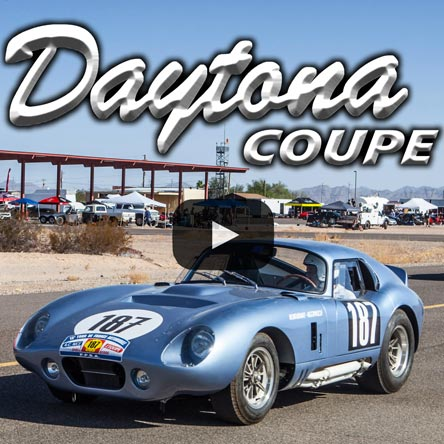 Daytona coupe history and racing