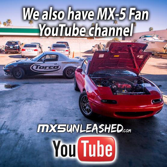 Miata youtube channel