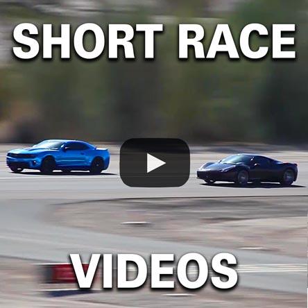 Short racing videos